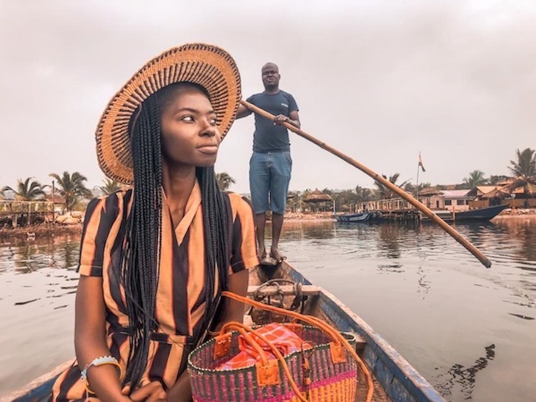 Catching the travel bug and owning our narrative with Akosua Shirley EP15