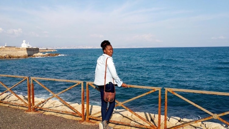Travel memories and studying abroad with Esasina Padikwor Kodjo EP18