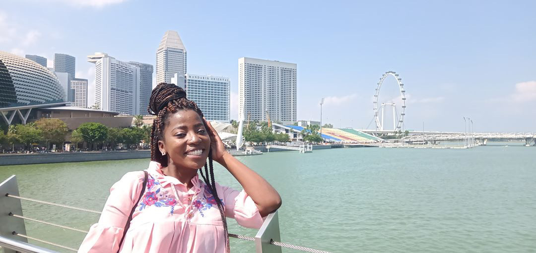 Exploring India and more with the curious Rita Afful EP 36